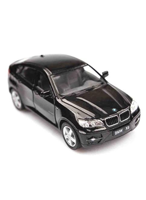 Kinsmart  BMW X6  1/38   Siyah